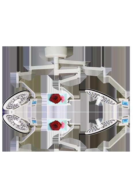中置摄像手术无影灯配置及优点