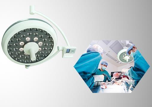 简述LED手术无影灯的优点